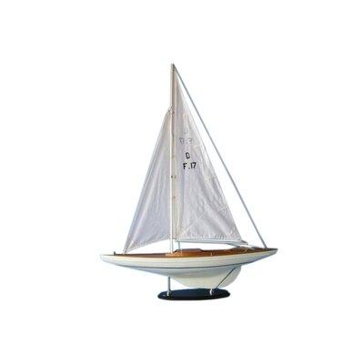 "40"" Wooden Waverunner Dragon Model Keelboat Dragon 40 - 6"