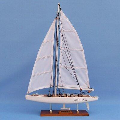 America Model Yacht America3 23