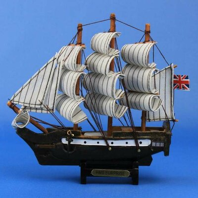 Harcrest Surprise Model Ship