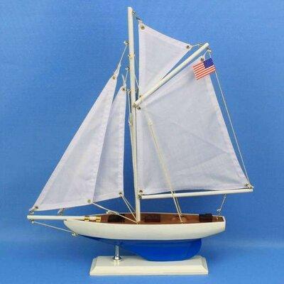 Kinross Model Yacht