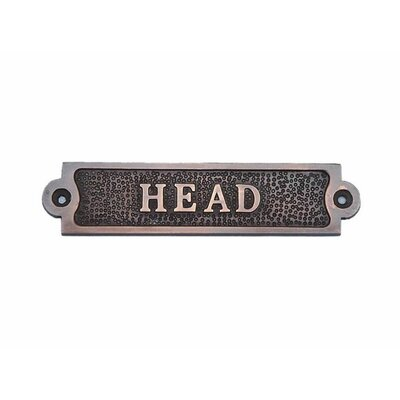 Head Wall D�cor
