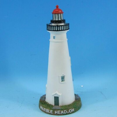 Woodman Lighthouse Sculpture
