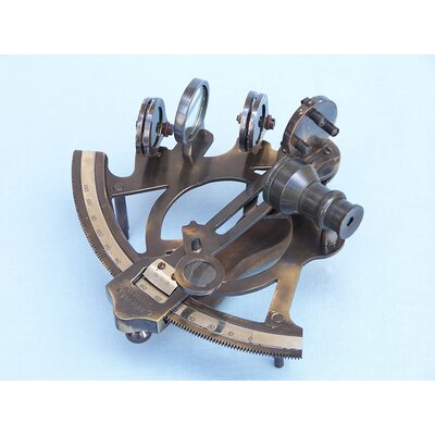 Antiqued Sextant NS-0431
