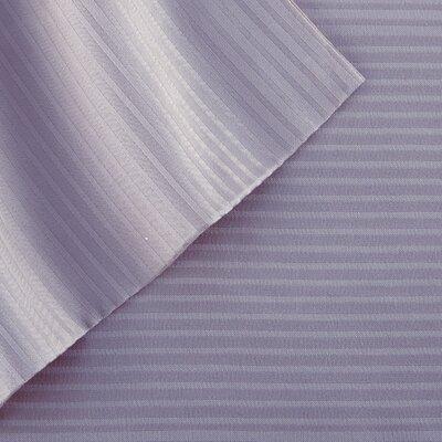 4 Piece 400 Thread Count Sheet Set Color: Lavender, Size: King