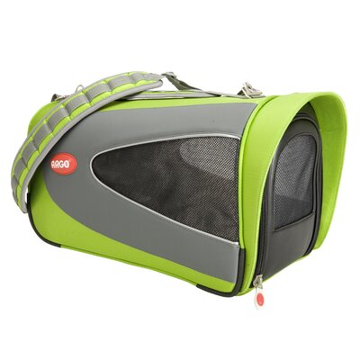 Argo Petascope Pet Carrier in Green