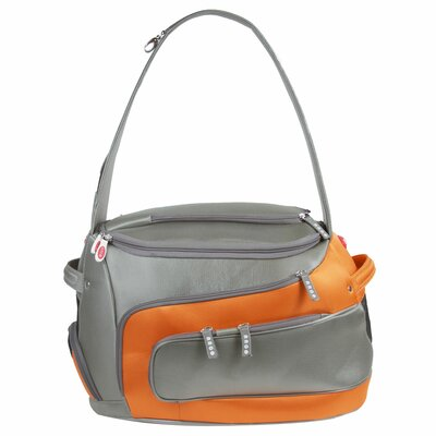 Argo Duff-O Pet Carrier Color: Tango Orange