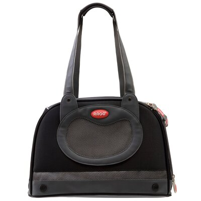 Argo Petaboard Airline Approved Carrier Style B in Black