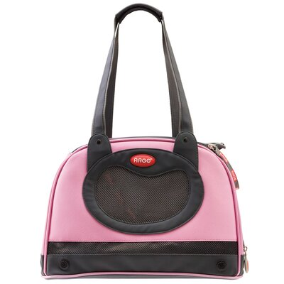 Argo Petaboard Airline Approved Style B Pet Carrier Color: Pink