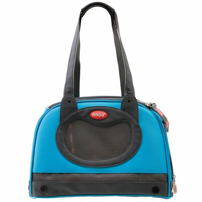 Argo Petaboard Airline Approved Style B Pet Carrier Color: Blue