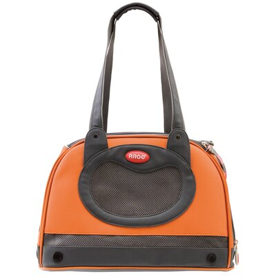 Argo Petaboard Airline Approved Style B Pet Carrier Color: Orange