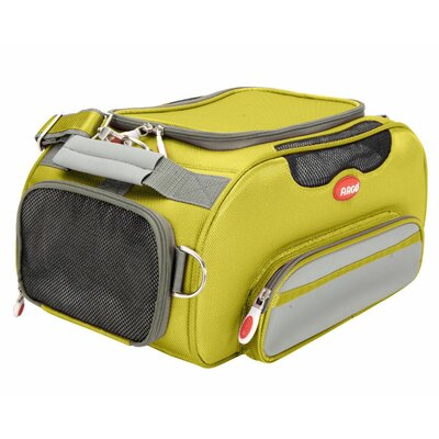 Argo Aero-Pet Airline Approved Pet Carrier Color: Yellow, Size: Small (8.5 H x 10.5 W x 18.5 L)