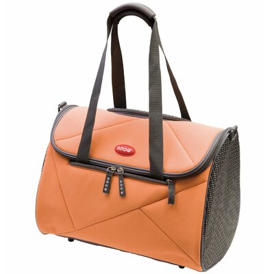 Argo Avion Airline Approved Pet Carrier Color: Tango Orange