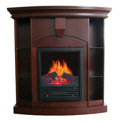 Stonegate Wessex Corner Curio Electric Fireplace at Sears.com