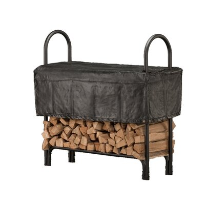 Log Rack Cover Size: Medium