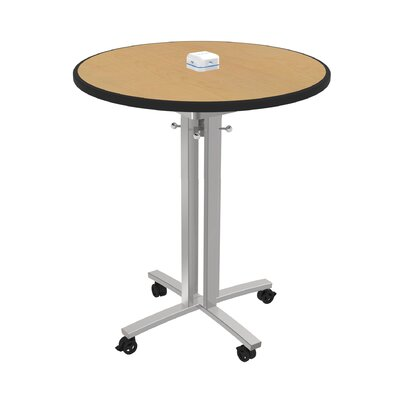 Circular 42H x 36W x 36L Conference Table Top Finish: Fusion Maple