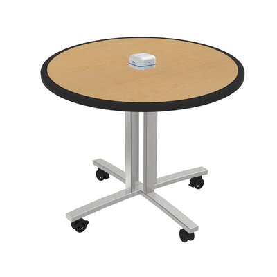 Circular 29H x 36W x 36L Conference Table Top Finish: Fusion Maple