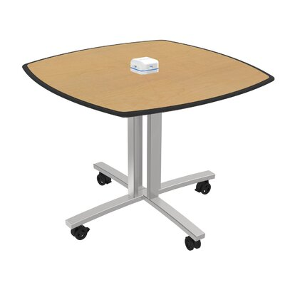 Square 29H x 36W x 36L Conference Table Top Finish: Fusion Maple