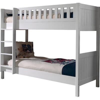 Etagenbett Lewis 90 x 200 cm | Kinderzimmer > Kinderbetten > Etagenbetten | White | Mdf - Holz | Vipack