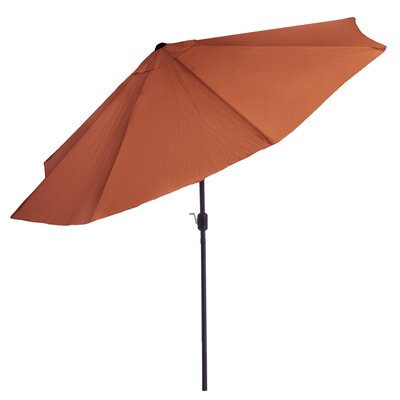 10 Market Umbrella Color: Terracotta