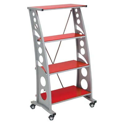Racing Ladder Bookcase