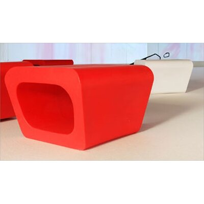 Wilna Ottoman Finish: Red