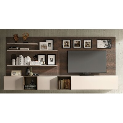 Spazio Entertainment Center