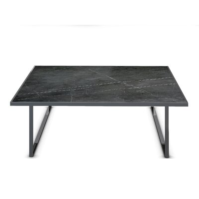 Icaro Coffee Table Top Finish: Matt Grafite