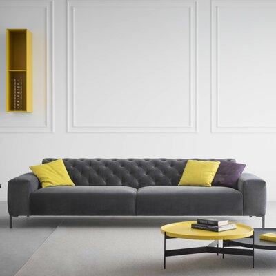 Boston Capitonne Sofa