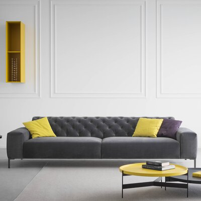 Boston Capitonne Sofa
