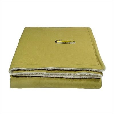 Corduroy Pet Quilt in Lime Size: Large