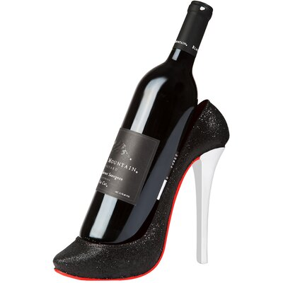 High Heel 1 Bottle Tabletop Wine Rack