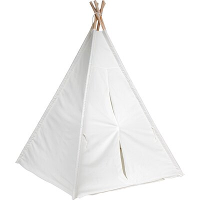 Trademark Innovations Authentic Giant Canvas Teepee TEEPEE