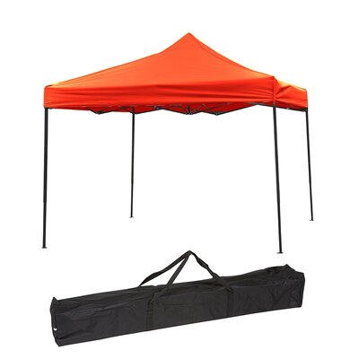 10 Ft. W x 10 Ft. D Canopy 10FTCAN-OR