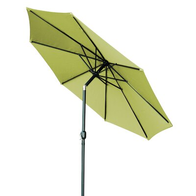 10 Market Umbrella Color: Light Green