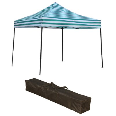 10 Ft. W x 10 Ft. D Canopy 10FTCAN-GRSTR