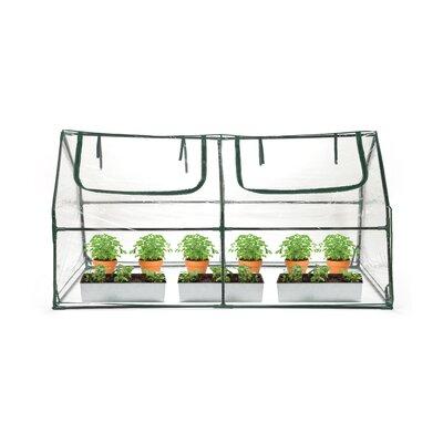 3 Ft. W x 6 Ft. D Mini Greenhouse GRNHSE-PRTBLE