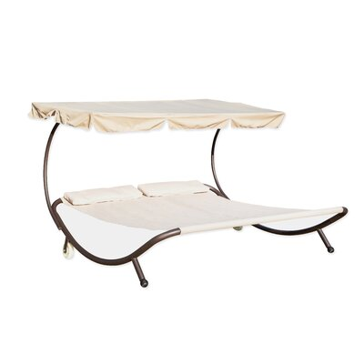 Double Sunbed with Canopy
