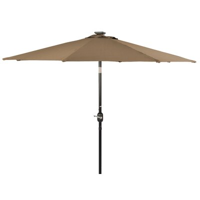 Illuminated Umbrella Color: Tan
