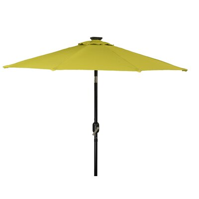 Illuminated Umbrella Color: Light Green