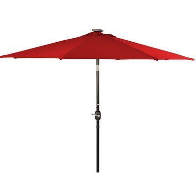 Illuminated Umbrella Color: Red