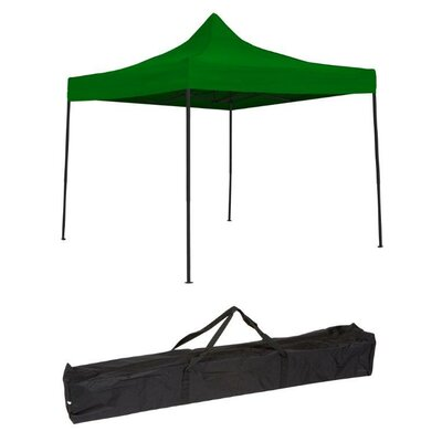 10 Ft. W x 10 Ft. D Canopy 10FTCAN-GRN