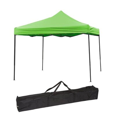 10 Ft. W x 10 Ft. D Canopy 10FTCAN-LIME