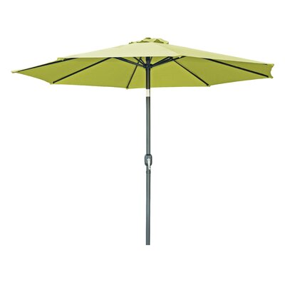 7 Market Umbrella Color: Light Green