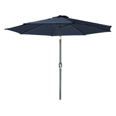 7 Market Umbrella Color: Blue