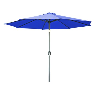 10 Market Umbrella Color: Blue