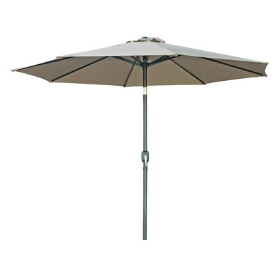 10 Market Umbrella Color: Tan