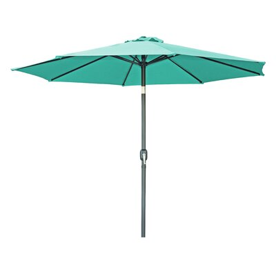 10 Market Umbrella Color: Teal