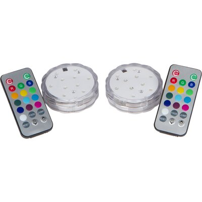LED Lights for Disc Golf Basket with Remote Controlled