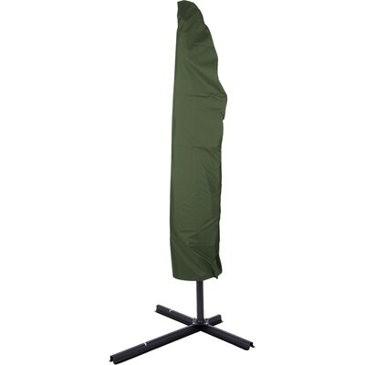 Offset Umbrella Cover Color: Dark Green