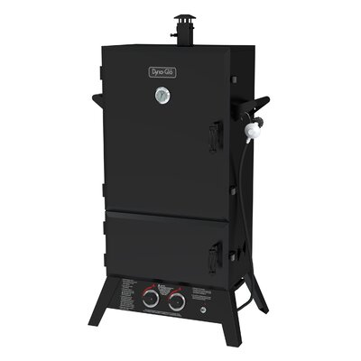 LP Gas Smoker DGW1904BDP-D